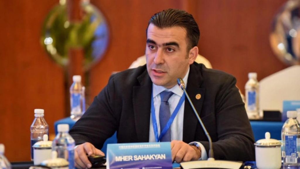 Interview I How Armenia should handle its relations with China, Russia and US I Mher D Sahakyan, 2020/21 AsiaGlobal Fellow