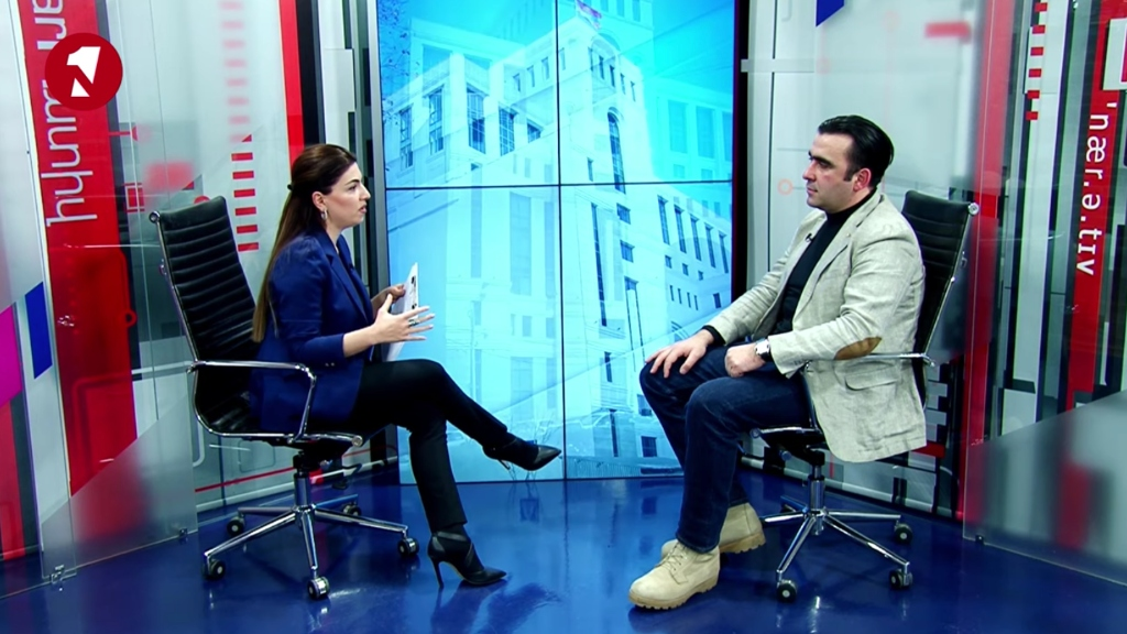Interview I Discussion on Armenian-Iranian relations I Mher D Sahakyan, 2020/21 AsiaGlobal Fellow