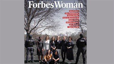 Interview I Gets Featured on the Cover of the Forbes I Woman Georgia  Vera Kobalia, 2018 AsiaGlobal Fellow