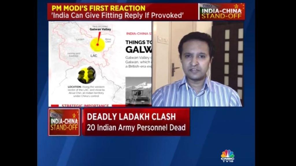 Interview I China-India border dispute I Ananth Krishnan, 2019 AsiaGlobal Fellow