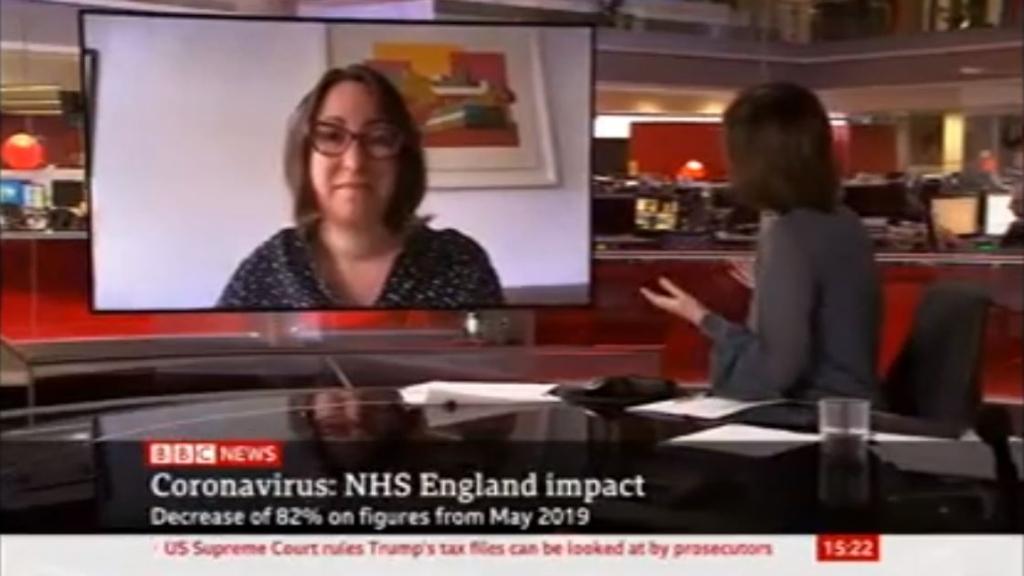 Interview I Coronavirus: NHS England impact I Layla McCay, 2017 AsiaGlobal Fellow
