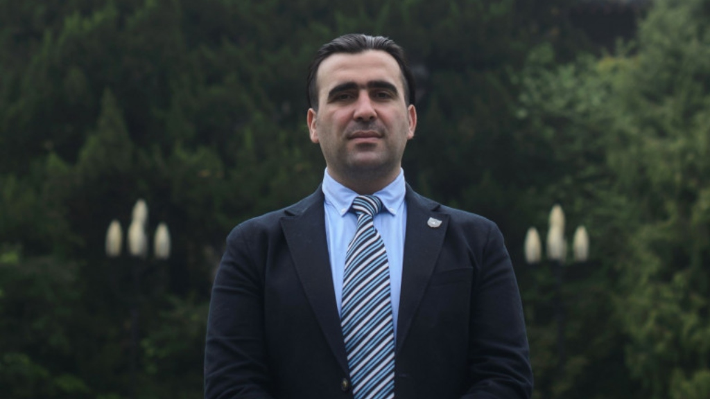 Interview I Sino-American conflict I Mher D Sahakyan, 2020/21 AsiaGlobal Fellow