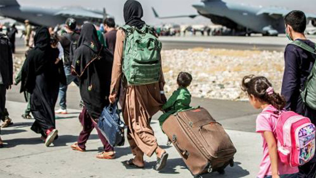 Op-ed I Africa and Latin America become stopovers for Afghan refugees I Cecilia Milesi, 2019 AsiaGlobal Fellow