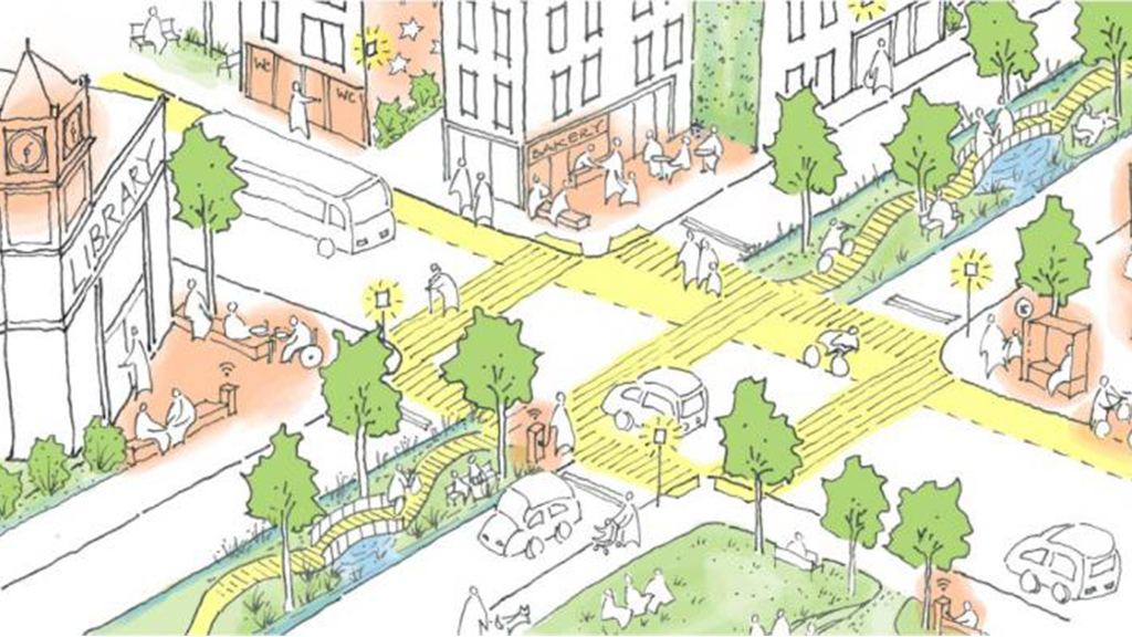 Webinar | Restorative Cities: Urban Design for Mental Health and Wellbeing | Layla McCay, 2017 AsiaGlobal Fellow