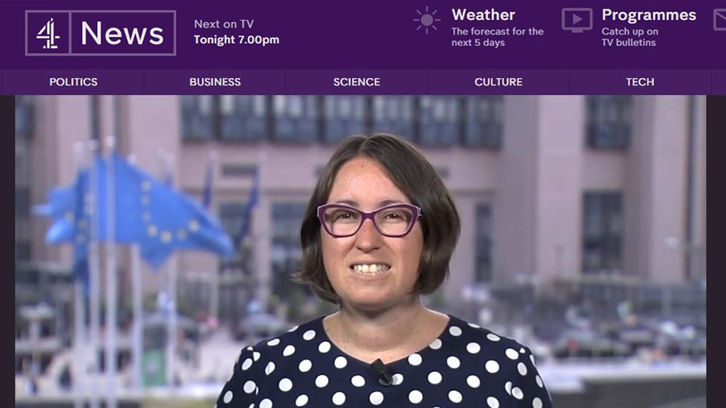 Layla McCay, 2017 AsiaGlobal Fellow, explores on Channel 4 news why a mini-deal is needed to protect patients
