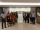 Company visit to Ping An Group