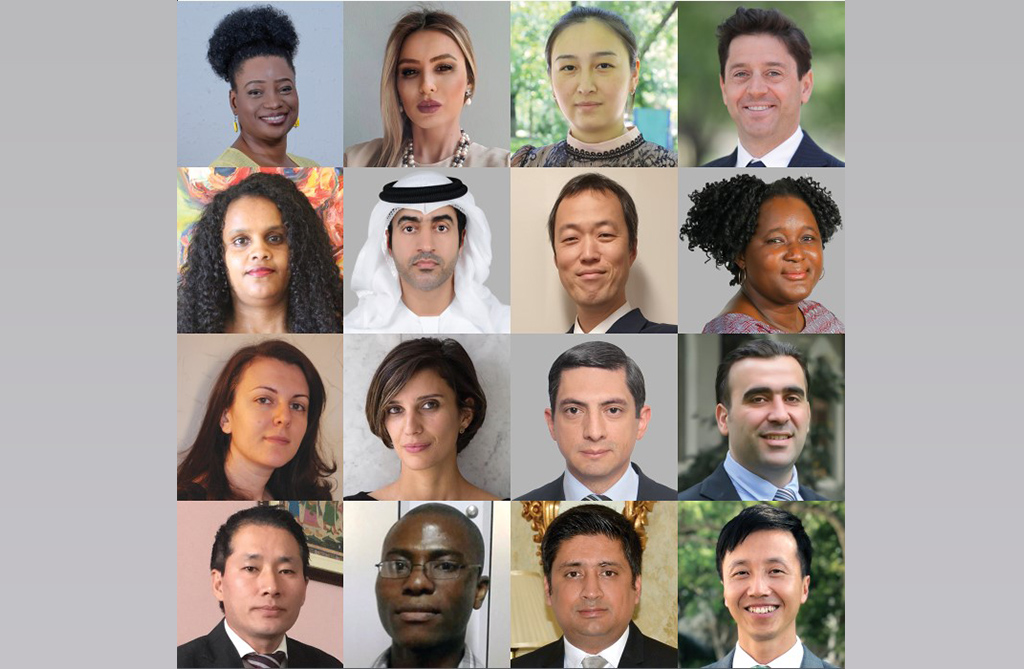2020/21 AsiaGlobal Fellows