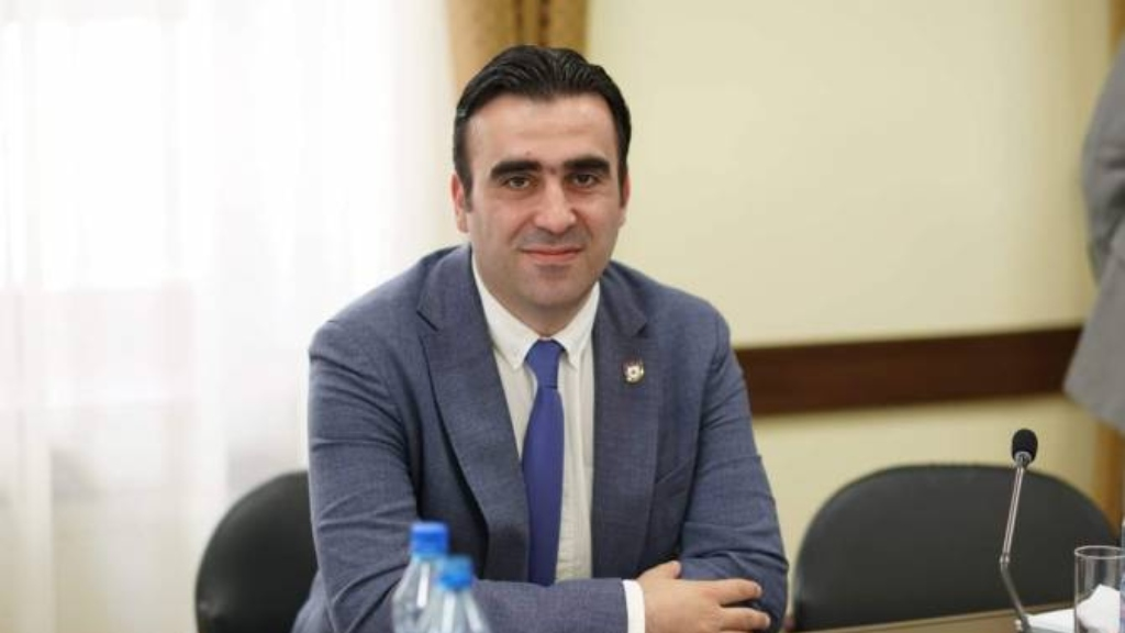Interview I Discussion on the Artsakh conflict I Mher D Sahakyan, 2020/21 AsiaGlobal Fellow